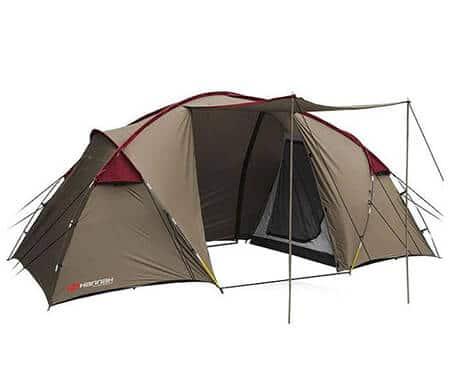 Прокат двухкомнтаной четырёхместной палатки Hannah Space 4