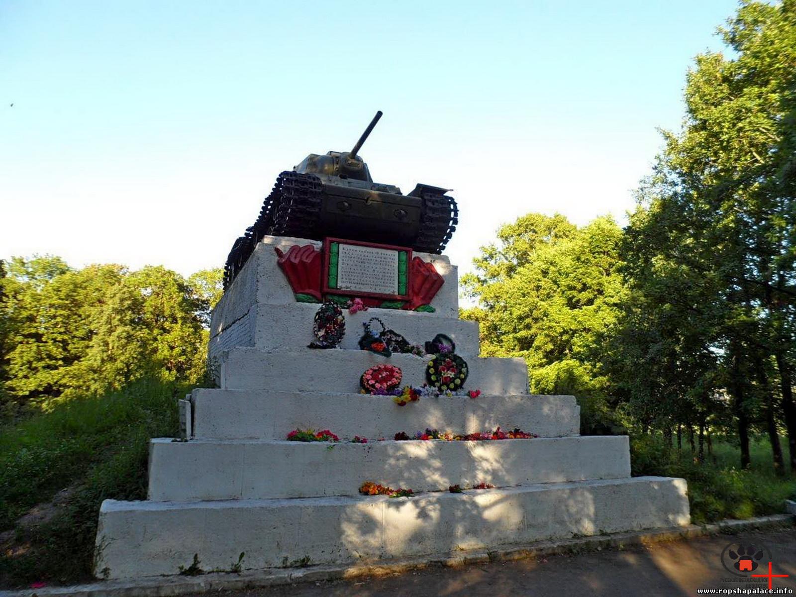 Социальная военно-тематическая экскурсия в честь Дня Победы в селение Гостилицы